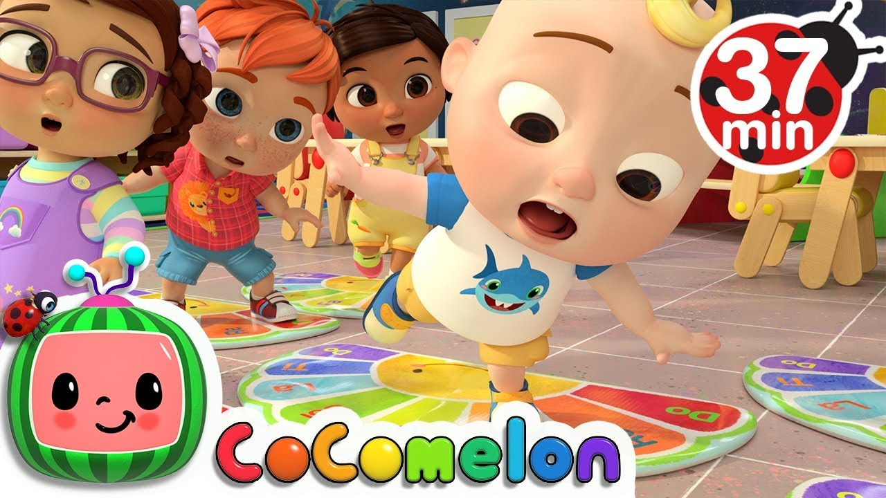 Music Song More Nursery Rhymes Kids Songs Cocomelon