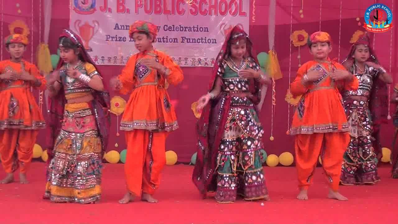 Puppet Dance - J  B  PUBLIC SCHOOL