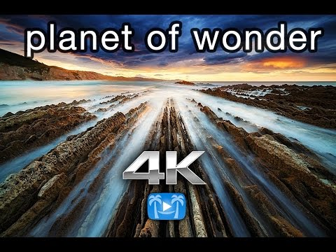 """EARTH DAY 2016 4k UHD Inspirational Earth Day Nature Music Video ft Lights & Motion """"Fractured"""""""
