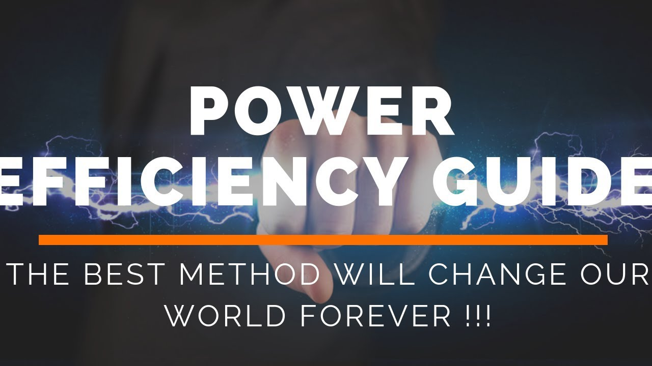 Power Efficiency Guide Review - DON'T BUY IT Until You See This!