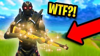 I FOUND A *MAGIC* HUNTING RIFLE in Fortnite Battle Royale!