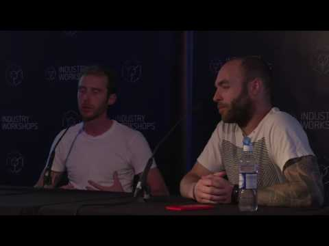 Industry Workshops Live Stream 2016 Ash Thorp and Mike Hill