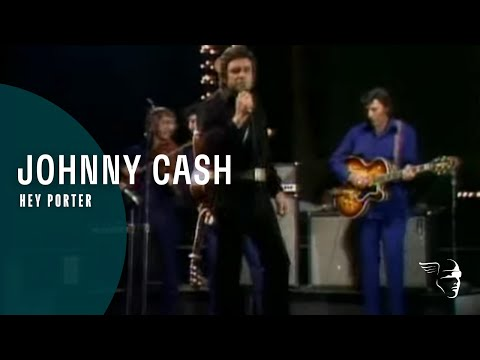 Johnny Cash - Hey Porter (A Concert Behind Prison Walls)