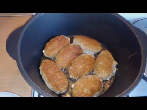 Рыбные котлеты, рецепты с фото на : 244