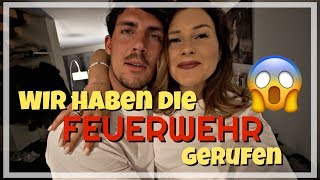 NOTRUF!!  FEUERWEHR rufen 😰🚨 | 25-26.04.18  | Daily Maren & Tobi