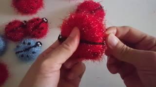 Magnet Uğurböceği Yapımı