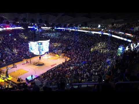 2018 NBA Finals Game 4– Warriors Watch Party Victory