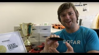 GOFAR - it's like Fitbit for your car, but better! MUST SEE INTERVIEW