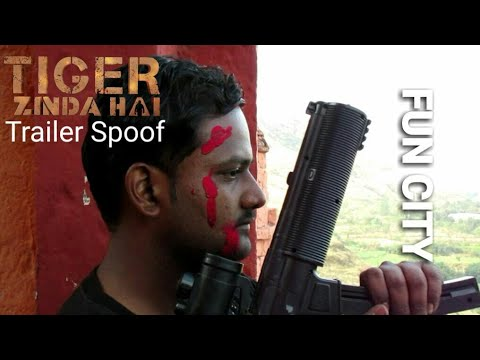 || TIGER ZINDA HAI || TRAILER SPOOF ||