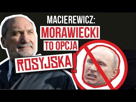 Macierewicz: Morawiecki to opcja Rosyjska! Kowalski & Chojecki NA ŻYWO w IPP TV 18.01.2018