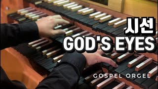 [Organ cover] (81) 시선(GOD