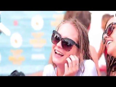 Крутые пляжи заводные девушки 2015 HD