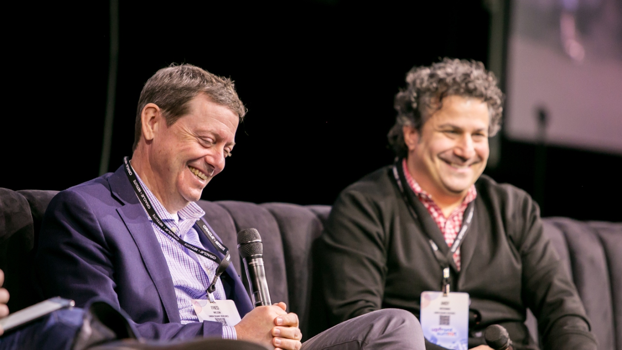 Fred Wilson & Andy Weissman: Managing Generational Change ...