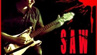 �������� ���� SAW Theme - Guitar Solo ������