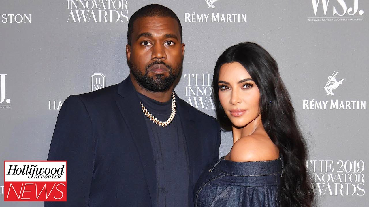 Kim Kardashian Files For Divorce From Kanye West | THR News