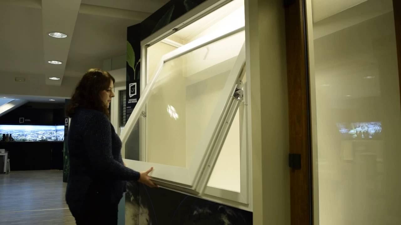 ventana giratoria ventanas san miguel