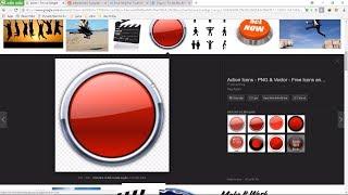 Bài 17: Tạo nút Action trong photoshop | DDesignEZ