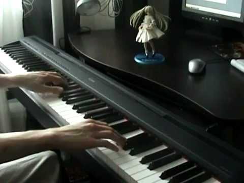 Yosuga No Sora Kioku Piano