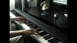 Yosuga no sora - Kioku (piano) Resimi