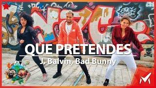 Que Pretendes - J. Balvin, Bad Bunny - Marcos Aier