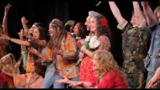 Театр Стаса Намина - мюзикл Волосы. Финал. (Live). 2012
