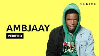 "Ambjaay ""Uno"" Official Lyrics & Meaning 