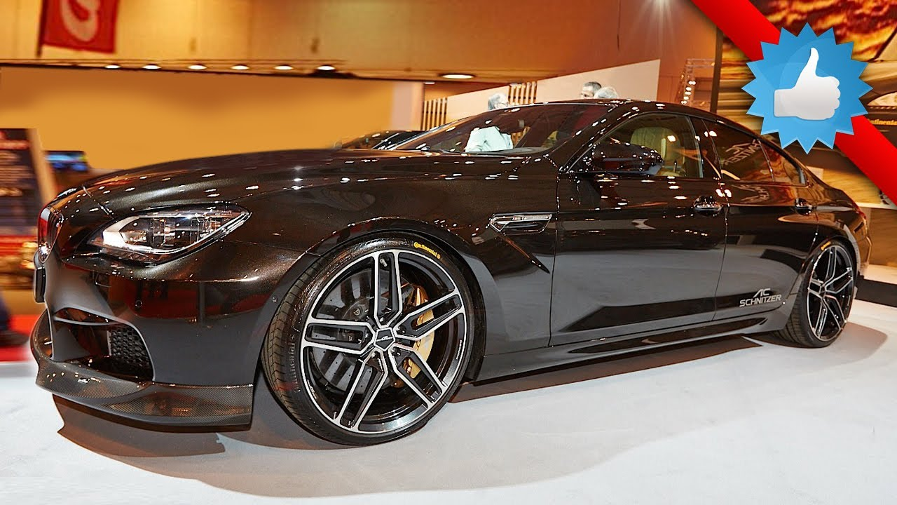 Bmw M6 Gran Coupe >> BMW M6 Gran Coupe Tuned by AC Schnitzer: ACS6 Sport - YouTube