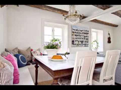 Casual dining room design ideas