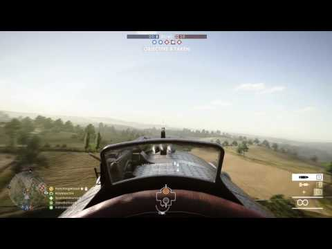 Planes were useless to capture flags they said [Battlefield 1]