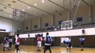 バスケット【前半戦】KCCT EXPRESS vs ビジカルク