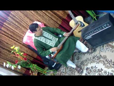 Chandi jaisa rang ha(Pankaj Udhas)In electric lap steel guitar by SUNNY ZAMAN cover.