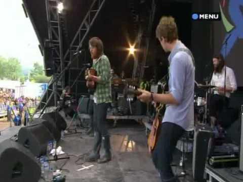 Fleet Foxes - White Winter Hymnal - Live @ Glastonbury '09