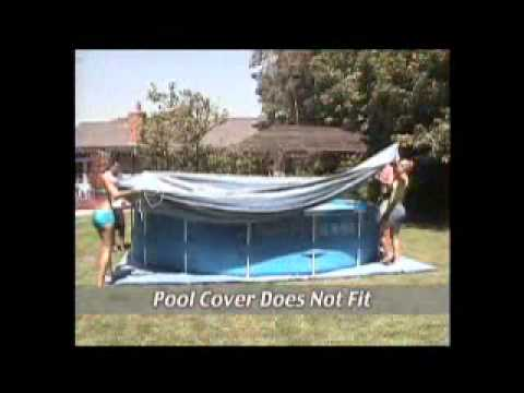 Trouble shooting Intex above ground pool accessories