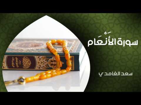 الشيخ سعد الغامدي - سورة الأنعام (النسخة الأصلية) | Sheikh Saad Al Ghamdi - Surat Al An'am