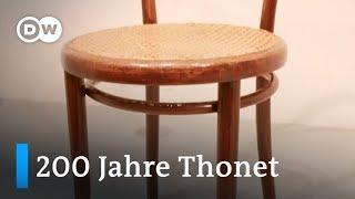 Designklassiker: 200 Jahre Thonet   Euromaxx