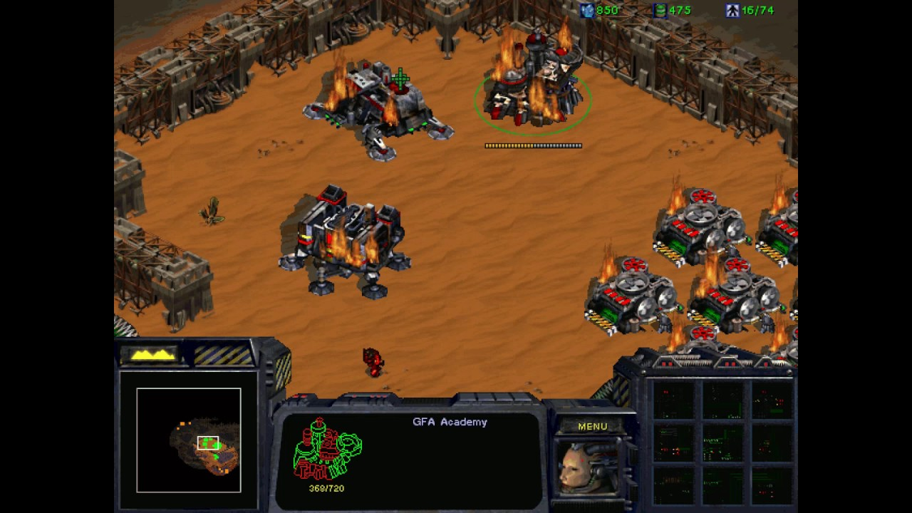StarCraft 1: Fire it Up! 00 - Prologue