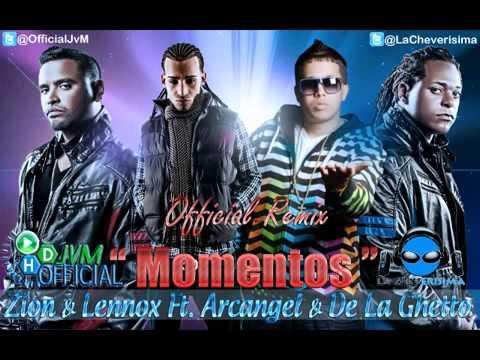 Momentos (Remix) - Zion & Lennox Ft. Arcangel & De La Ghetto
