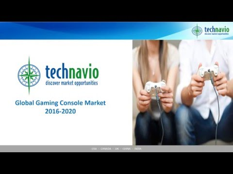 Global Gaming Console Market 2016-2020