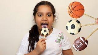 Fingers Family Kid Song Colorful lollipops Cute shfa- Kinderlieder und lernen Farben Baby spielen