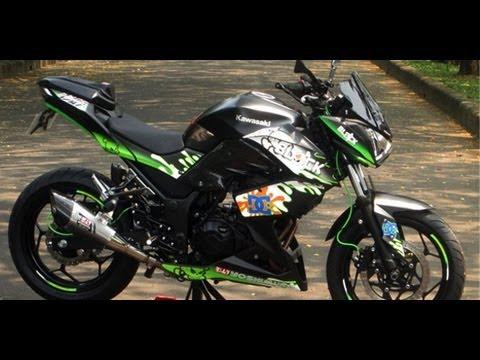 Kawasaki Z250 Custom Like Z800