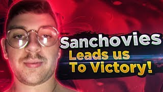 Yassuo | SANCHOVIES LEADS OUR TEAM TO VICTORY!
