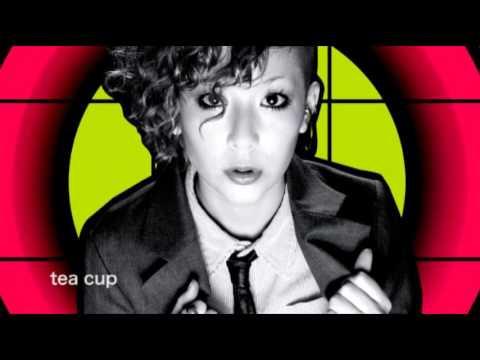 木村カエラ「tea cup」