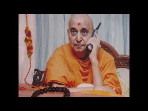 Pramukh Swami Maharaj On Phone- Ringtone
