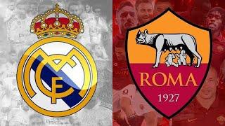 Игра ФУТБОЛ Реал Мадрид Испания Рома Рим Италия FIFA 19