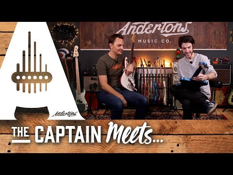 The Captain Meets Jack Moore - Moore Is Moore ;)