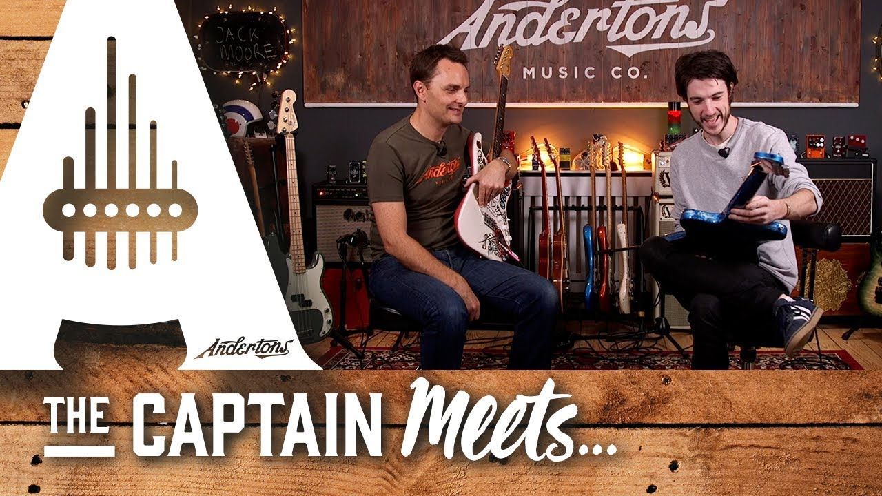 Download The Captain Meets Jack Moore - Moore Is Moore ;)