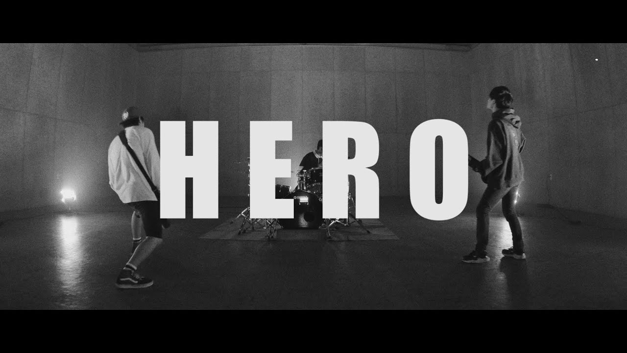 1st crack 「Hero」 MV