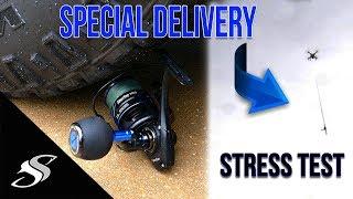 SPARTAN Fishing Reel Stress Test - Did it PASS?
