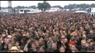 Kamelot - (2) When The Lights Are Down - Live at Wacken 2008