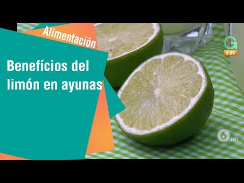 Beneficios del limn en ayunas | Alimentacin sana